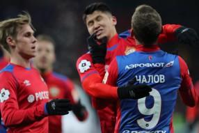 ПФК ЦСКА 2:0 Зенит