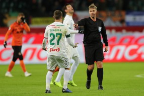 Локомотив 1:2 Урал