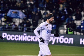 Оренбург 1:0 Уфа