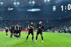 Краснодар 3:0 Арсенал