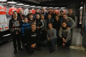 "Лига добрых сердец на матче ""Спартак"" -  ..."