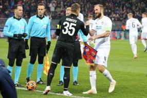 ПФК ЦСКА 1:2 Виктория