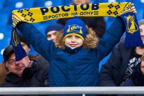 Ростов 0:0 ПФК ЦСКА