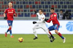 ЦСКА 2:1 Енисей