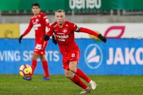 Анжи 0:3 Спартак