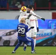 Локомотив 2:1 Оренбург