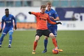 Динамо 4:0 Урал