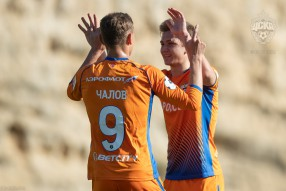 ПФК ЦСКА 2:1 Уфа