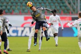 Локомотив 2:2 Крылья Советов