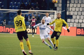 Оренбург 0:1 Анжи