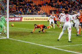 Урал 1:0 Спартак
