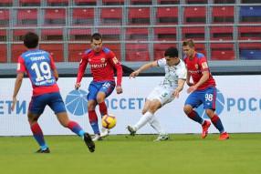 ПФК ЦСКА 3:0 Рубин