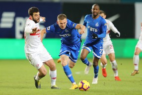 Динамо 0:1 Спартак