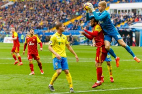 Ростов 0:0 Арсенал
