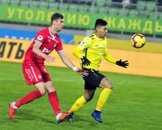 Анжи 0:2 Локомотив