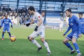 Оренбург 1:0 Динамо