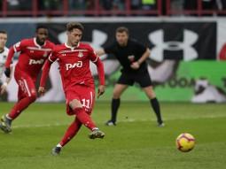 Локомотив 1:0 Краснодар