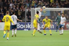 Казахстан 0:4 Россия