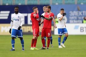 Динамо 0:1 Локомотив