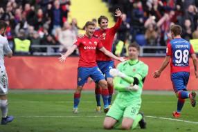 ПФК ЦСКА 2:2 Уфа