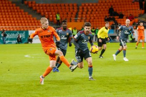 Урал 1:0 Арсенал