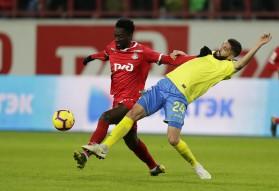 Локомотив 2:2 Ростов