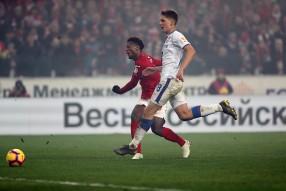 Спартак 0:2 ПФК ЦСКА