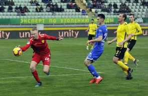 Анжи 1:1 Динамо