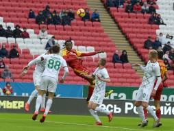 Рубин 0:0 Арсенал