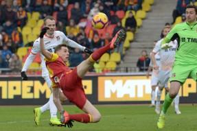 Арсенал 0:0 Урал