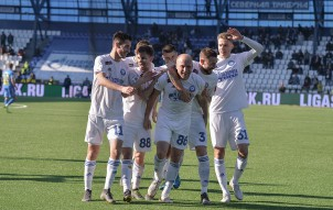 Оренбург 3:0 Ростов
