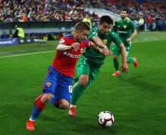 ПФК ЦСКА 2:0 Анжи