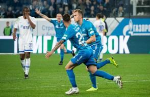 Zenit 2:0 Dinamo