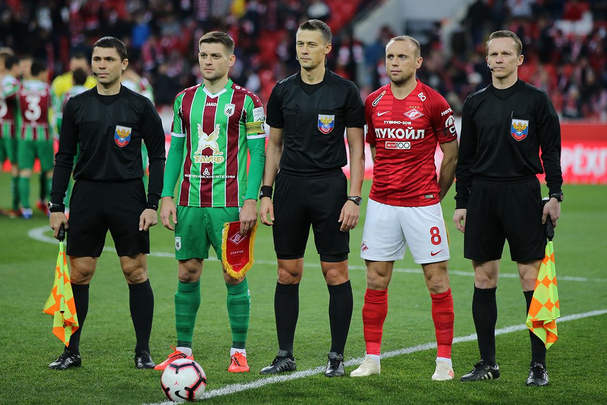 Денис Глушаков, Руслан Камболов, Василий Казарцев, Александр Кудрявцев, Владислав Назаров