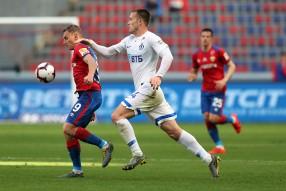 ПФК ЦСКА 2:2 Динамо