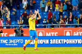 Ростов 1:1 Краснодар