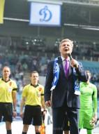 Динамо 0:0 Ростов