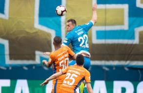 Зенит 3:1 ПФК ЦСКА