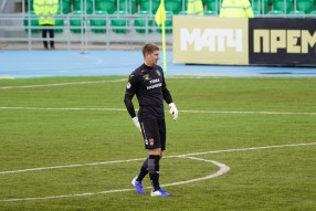 Уфа 0:2 Оренбург