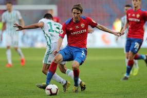 ПФК ЦСКА 1:0 Ахмат
