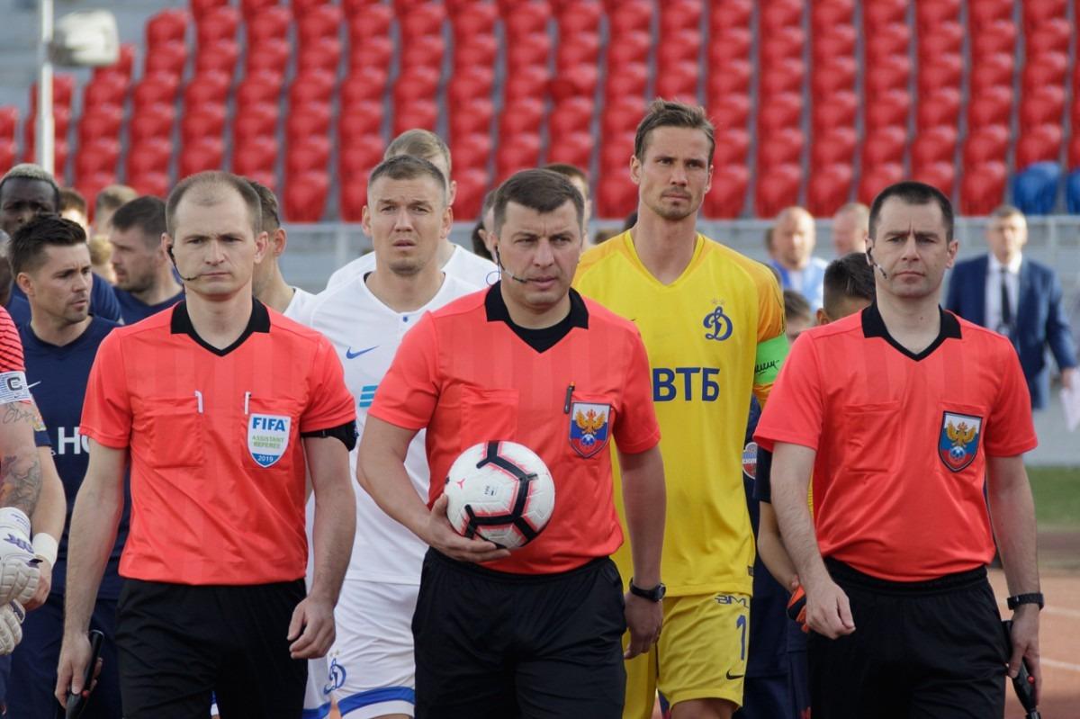 Алексей Воронцов, Михаил Вилков, Рашид Абусуев