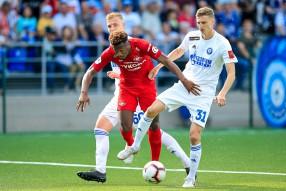Оренбург 2:0 Спартак