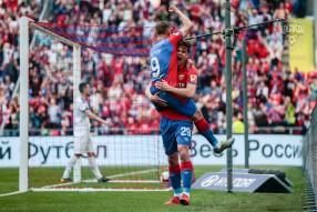 ПФК ЦСКА 6:0 Крылья Советов