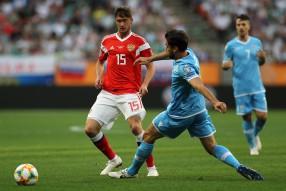 Россия 9:0 Сан-Марино