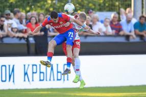 Спартак 3:1 ПФК ЦСКА