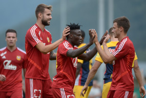 Арсенал 1:1 Ред Булл Зальцбург