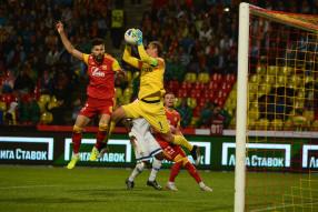 Арсенал 1:1 Динамо