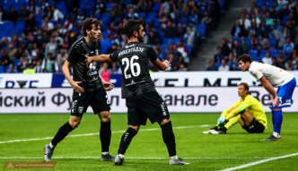 Динамо 0:1 Рубин