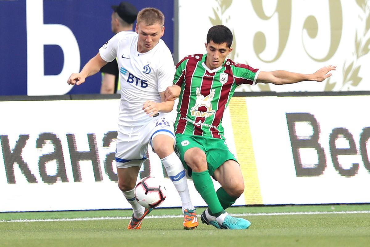 Евгений Луценко, Ибрагим Цаллагов