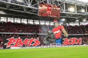 Спартак 0:0 Динамо